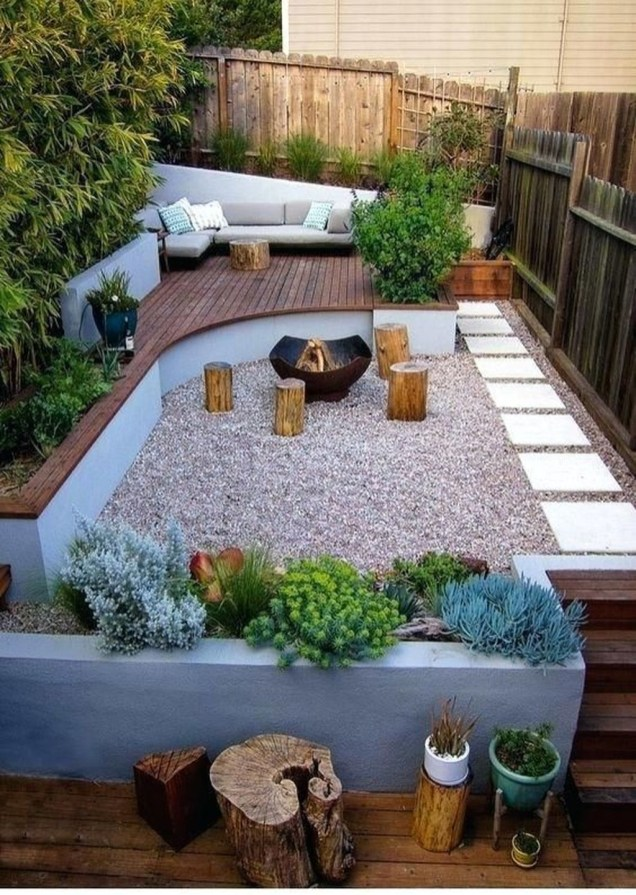 Attractive Backyard Landscaping Design Ideas On A Budget Can You Try 40