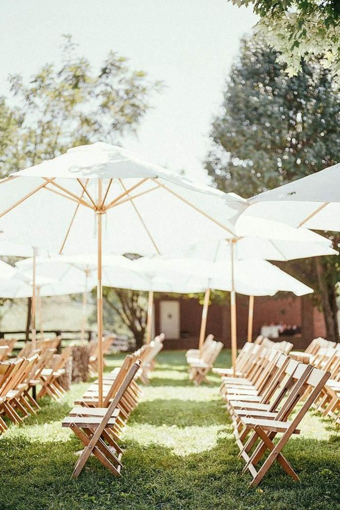 Attractive Summer Wedding Decor For Outdoor Ideas To Try Asap 16