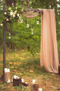 Attractive Summer Wedding Decor For Outdoor Ideas To Try Asap 30