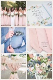 Attractive Summer Wedding Decor For Outdoor Ideas To Try Asap 34