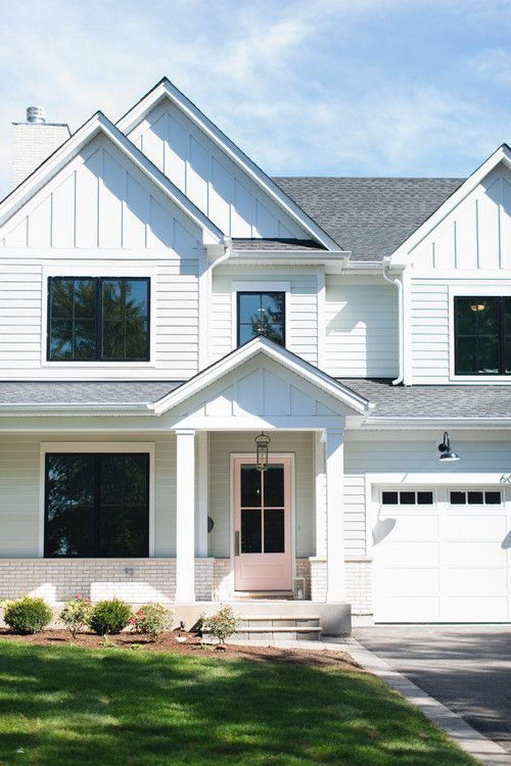 Captivating Farmhouse Exterior House Design Ideas To Copy Right Now 14