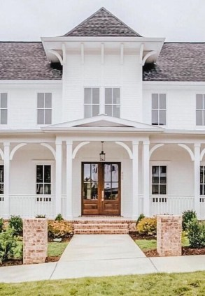 Captivating Farmhouse Exterior House Design Ideas To Copy Right Now 25
