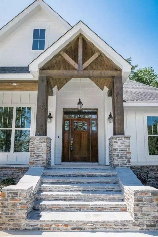 Captivating Farmhouse Exterior House Design Ideas To Copy Right Now 31