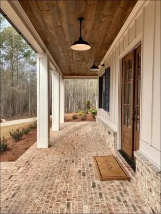 Captivating Farmhouse Exterior House Design Ideas To Copy Right Now 36