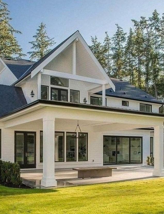 Captivating Farmhouse Exterior House Design Ideas To Copy Right Now 38