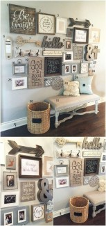 Casual Diy Farmhouse Wall Decorations Ideas On A Budget 31