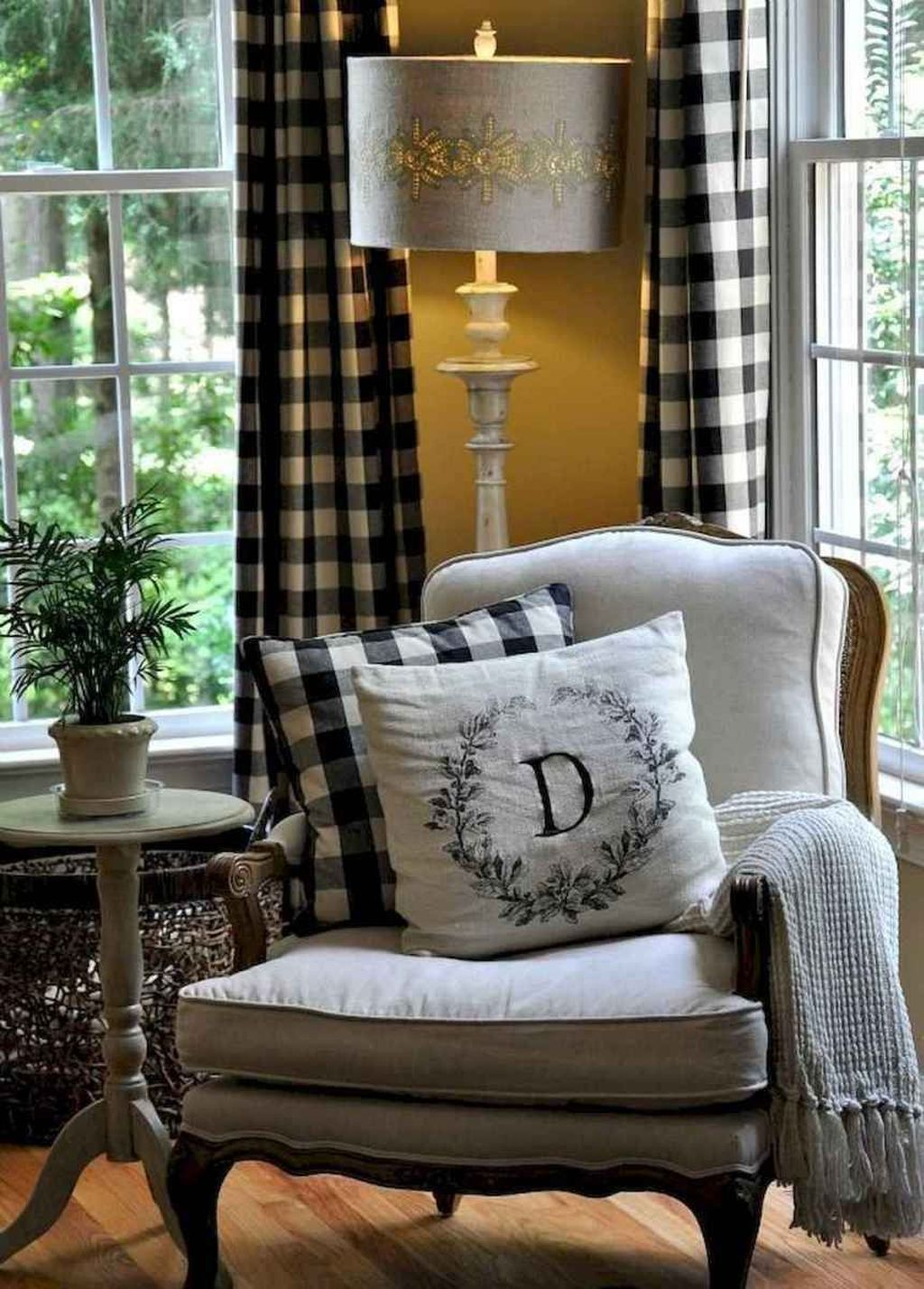 Dreamy French Home Decoration Ideas To Try In Your Home 02