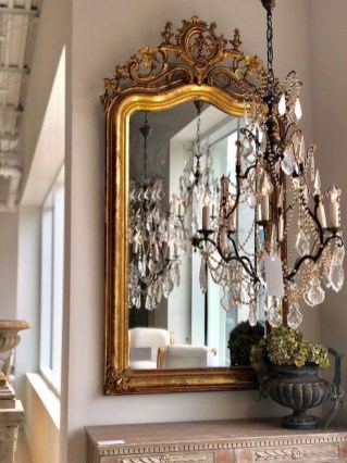 Dreamy French Home Decoration Ideas To Try In Your Home 27