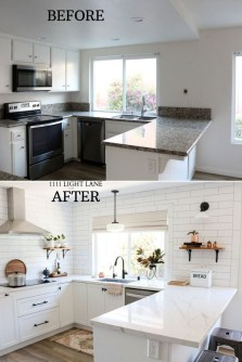 Fabulous Home Decoration Ideas For Your Kitchen That Looks Cool 20