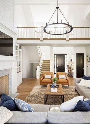Fantastic Open Plan Living Room Design Ideas To Copy Right Now 25