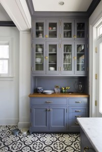 Fascinating Kitchen Design Ideas With Victorian Style 05