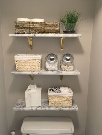 Impressive Bathroom Organization Ideas For Your First Apartment In College 13