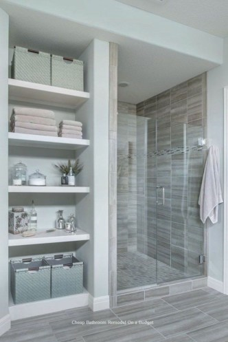 Impressive Bathroom Organization Ideas For Your First Apartment In College 36