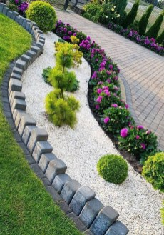 Inexpensive Diy Garden Landscaping Ideas On A Budget To Try 33