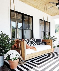 Latest Porch Design Ideas For Upgrade Exterior To Try 07