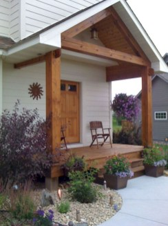 Latest Porch Design Ideas For Upgrade Exterior To Try 22