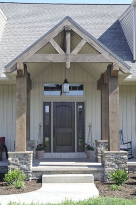 Latest Porch Design Ideas For Upgrade Exterior To Try 25