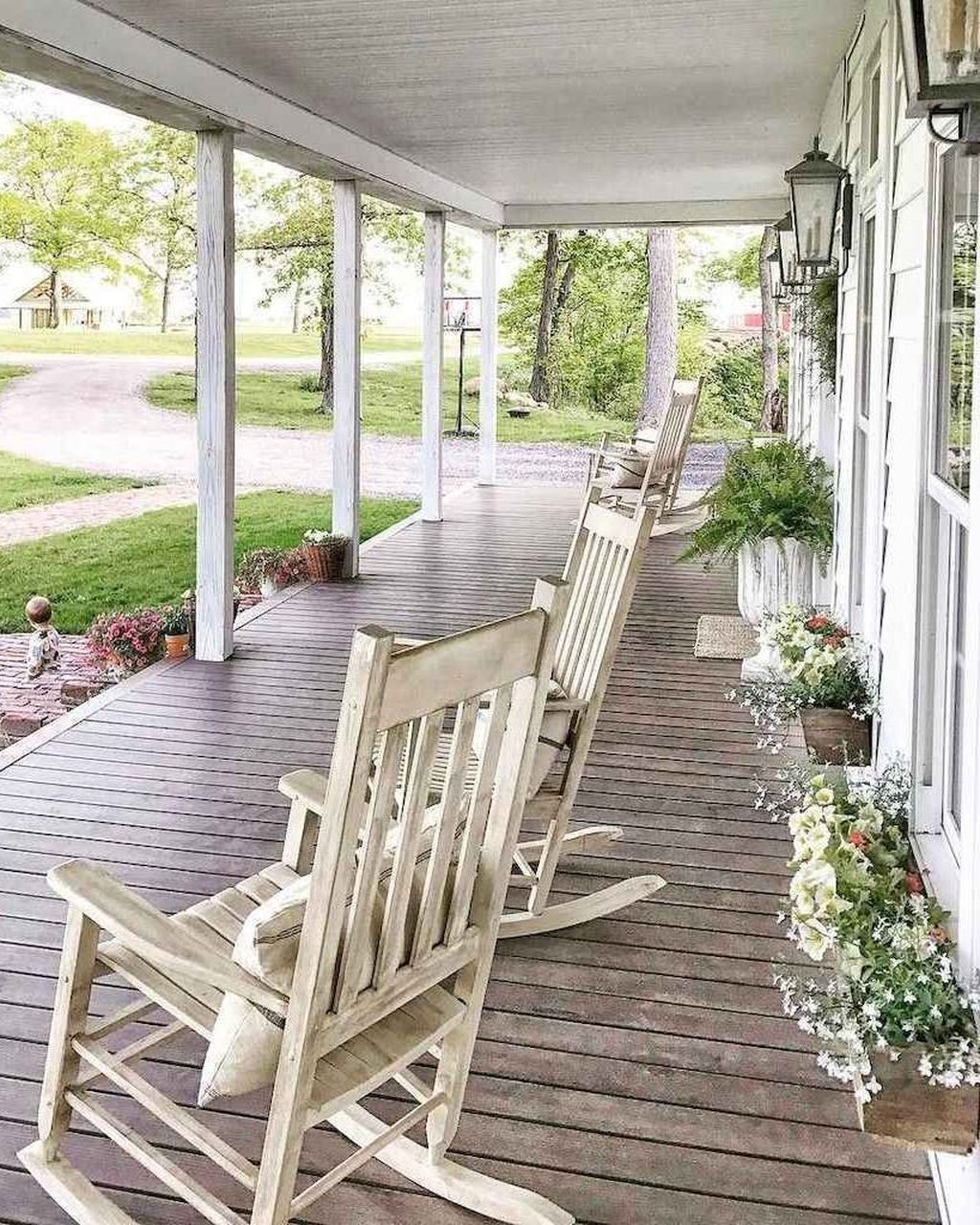 Latest Porch Design Ideas For Upgrade Exterior To Try 28