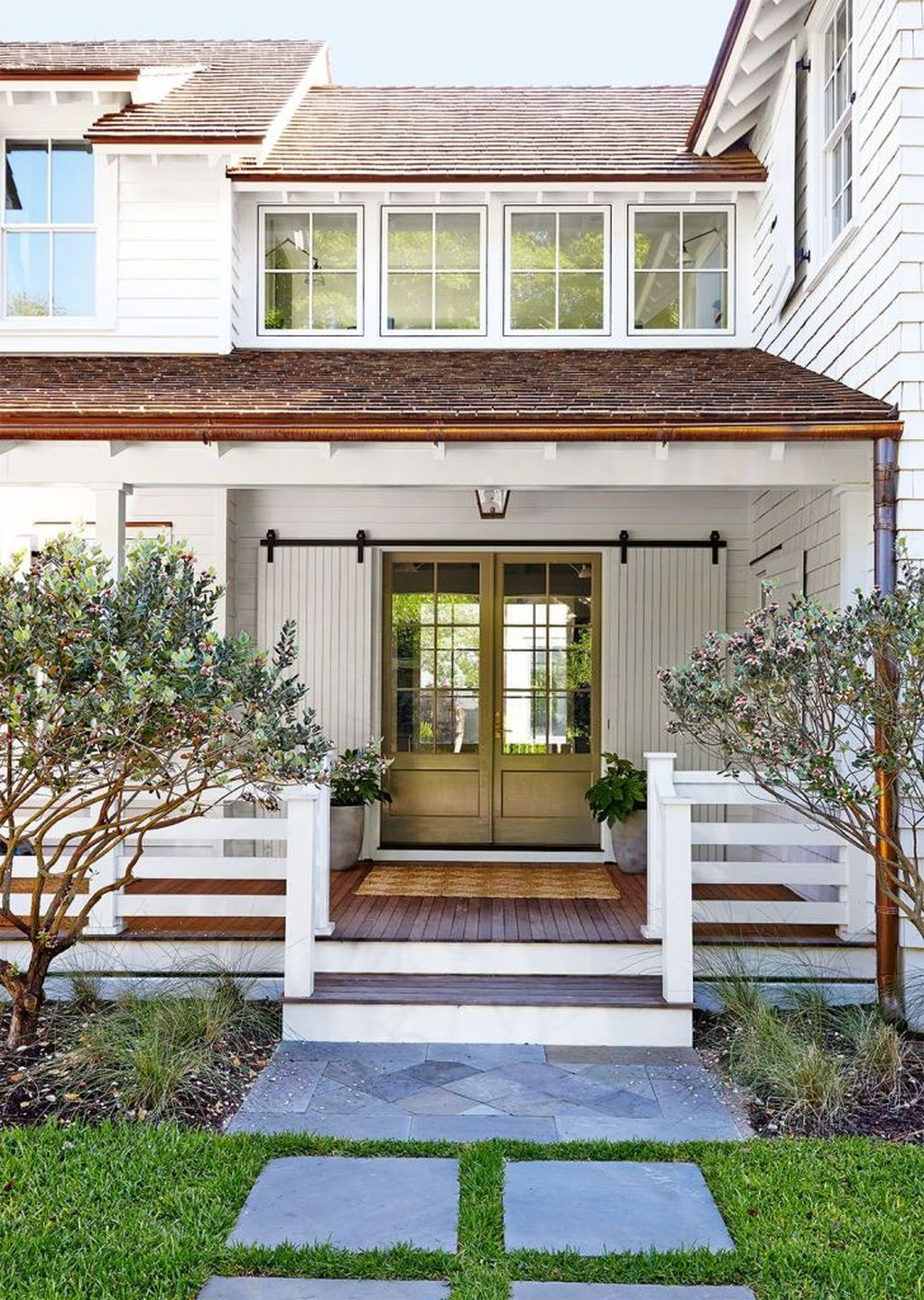 Latest Porch Design Ideas For Upgrade Exterior To Try 41