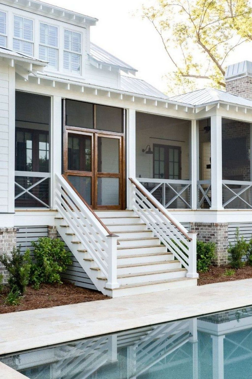 Latest Porch Design Ideas For Upgrade Exterior To Try 46