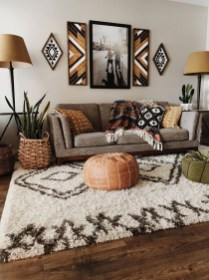 Lovely Living Room Decor Ideas That Cozy And Chic 18