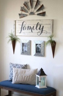 Popular Farmhouse Living Room Makeover Decor Ideas To Have Now 18