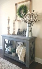 Popular Farmhouse Living Room Makeover Decor Ideas To Have Now 28