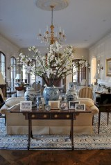 Popular Farmhouse Living Room Makeover Decor Ideas To Have Now 30
