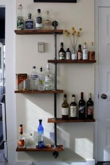 Rustic Diy Industrial Pipe Shelves Design Ideas For You 17