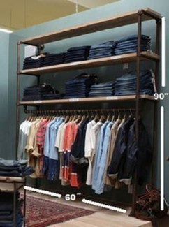 Rustic Diy Industrial Pipe Shelves Design Ideas For You 19