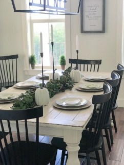 Splendid Dining Room Design Ideas With Farmhouse Table To Have 12