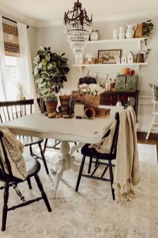 Splendid Dining Room Design Ideas With Farmhouse Table To Have 23