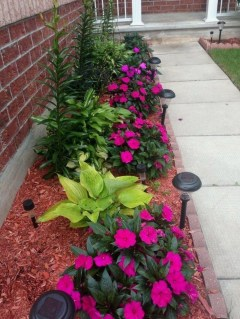 Unique Diy Flower Bed Ideas For Front Yard To Try 21