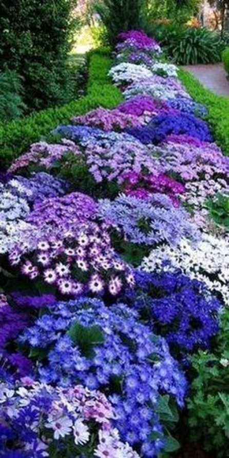 Unique Diy Flower Bed Ideas For Front Yard To Try 29