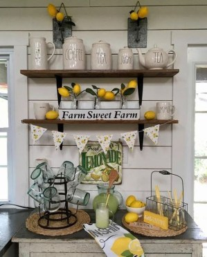 Vintage Farmhouse Summer Decor Ideas To Try Asap 08