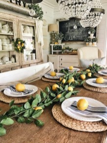 Vintage Farmhouse Summer Decor Ideas To Try Asap 32