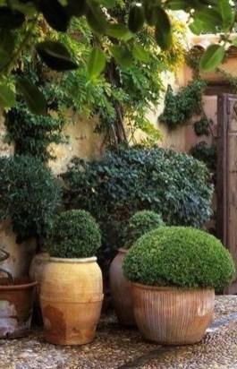 Awesome Mediterranean Garden Design Ideas For Your Backyard 06