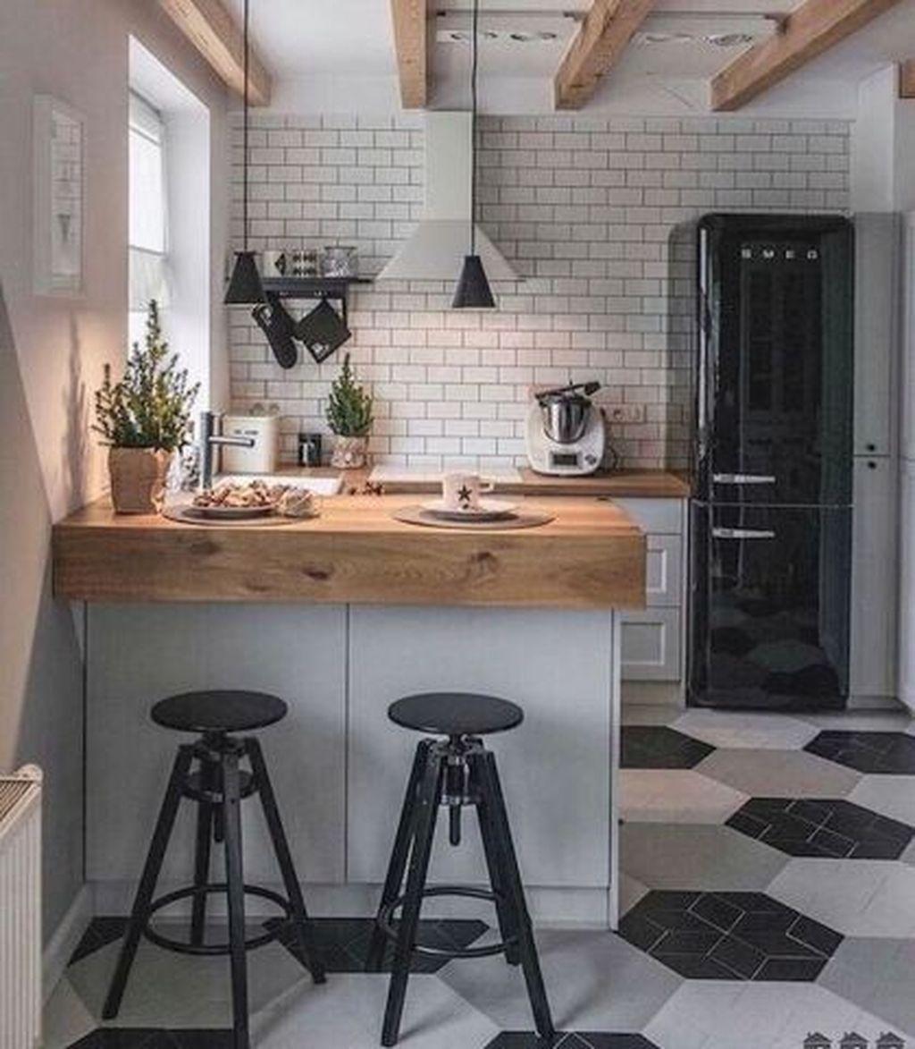 Brilliant Small Kitchen Remodel Design Ideas On A Budget 01