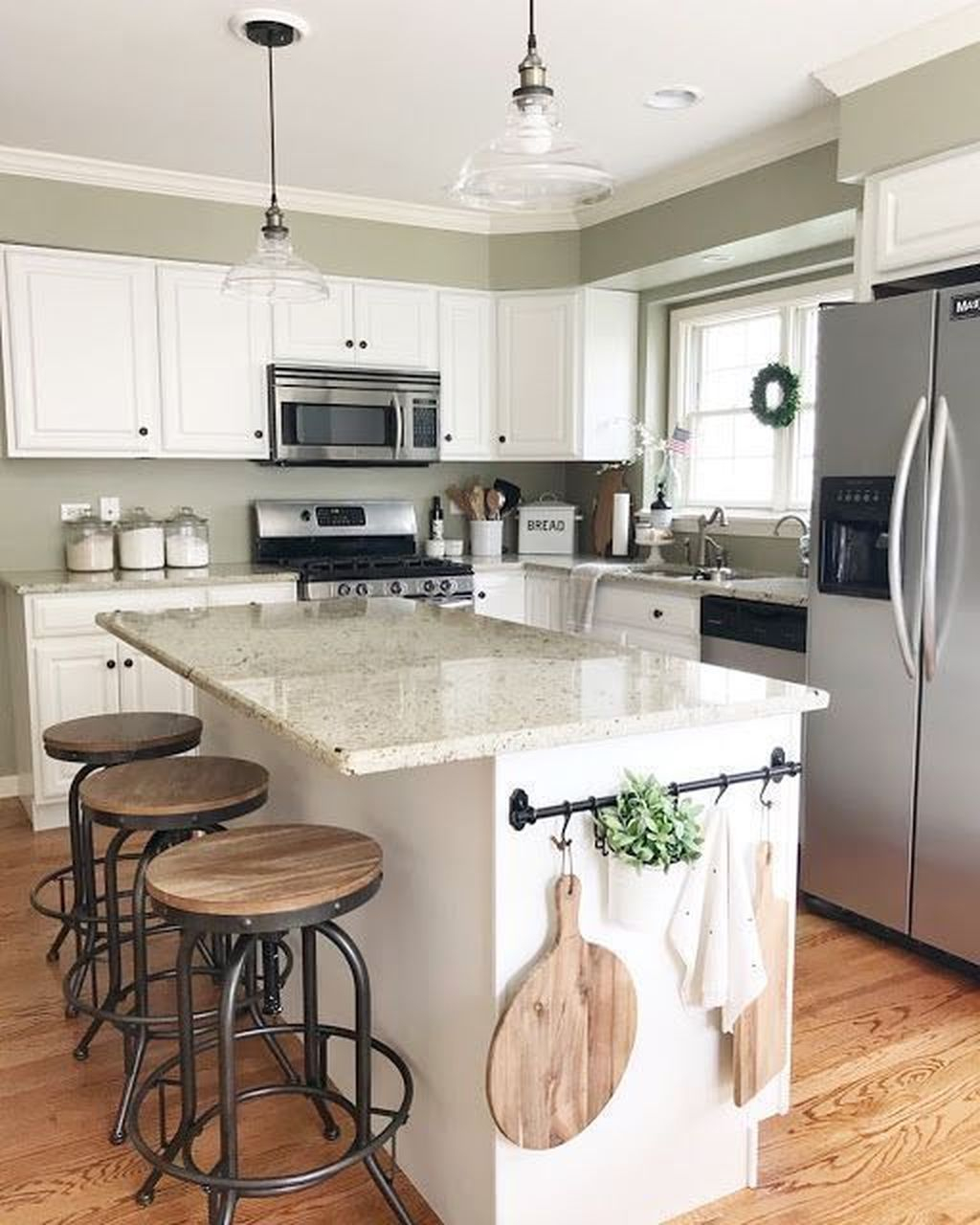 Brilliant Small Kitchen Remodel Design Ideas On A Budget 02