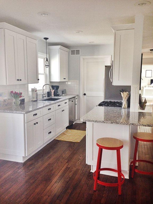 Brilliant Small Kitchen Remodel Design Ideas On A Budget 06