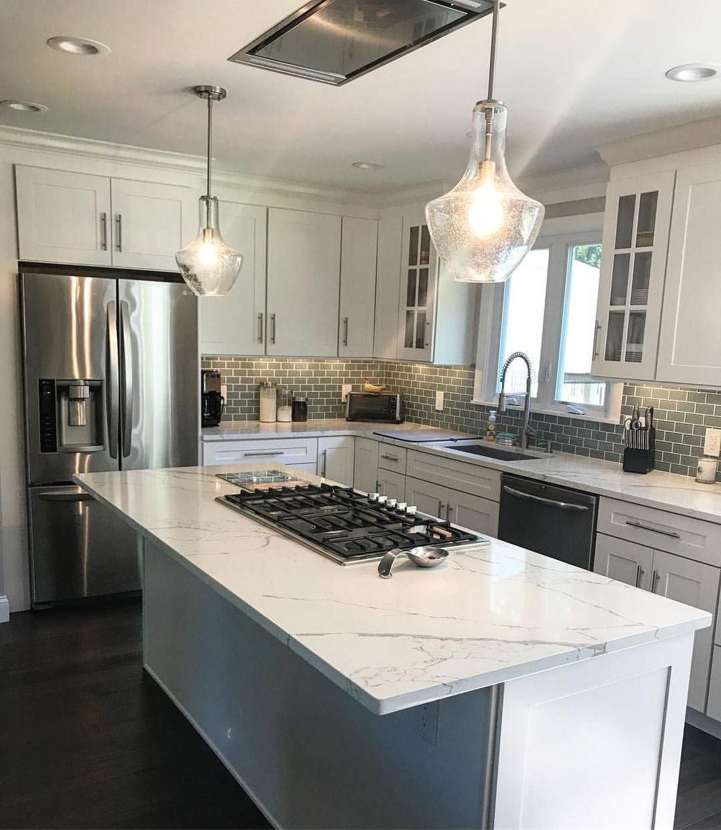 Brilliant Small Kitchen Remodel Design Ideas On A Budget 09