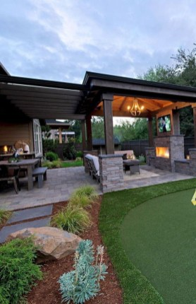 Captivating Backyard Patio Design Ideas That Will Amaze And Inspire You 17