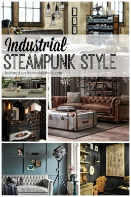 Creative Steampunk Room Design Ideas To Try Asap 24