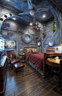 Creative Steampunk Room Design Ideas To Try Asap 31