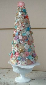 Dreamy Diy Christmas Cone Trees Design Ideas To Try Today 09