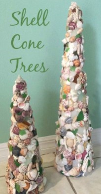 Dreamy Diy Christmas Cone Trees Design Ideas To Try Today 13