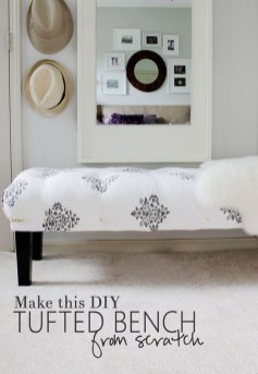 Enchanting Home Furniture Design Ideas With Diy Bench To Try 19