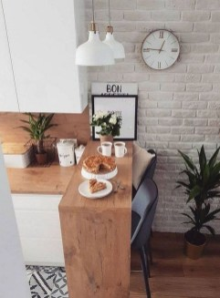 Excellent Small Kitchen Decor Ideas On A Budget 13