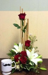 Excellent Valentine Floral Arrangements Ideas For Your Beloved People 01