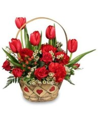 Excellent Valentine Floral Arrangements Ideas For Your Beloved People 17